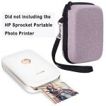 Katia Antichoc sac de transport de stockage de stockage pour HP Pignon imprimante photo portative / Polaroid ZIP mobile imprimante pochette de protection (rose) de la marque Katia image 1 produit